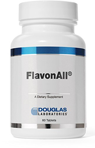 Douglas Laboratories® - FlavonAll - Broad Spectrum Antioxidant Flavonoids Supports Immunity, Circulatory and Vascular Health, Blood Flow, Liver Function and Metabolism - 60 Tablets by Douglas Laboratories