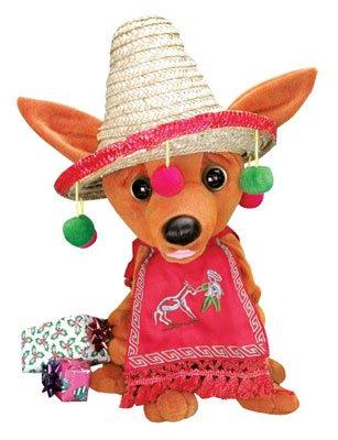 Chantilly Lane Pancho the Chihuahua Dog by PBC International