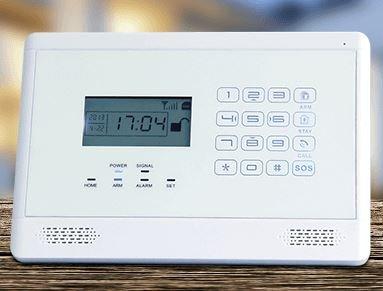 MT Vision Funk Alarmanlage Set AS-200 868MHz GSM Telefonanruf bei Alarm
