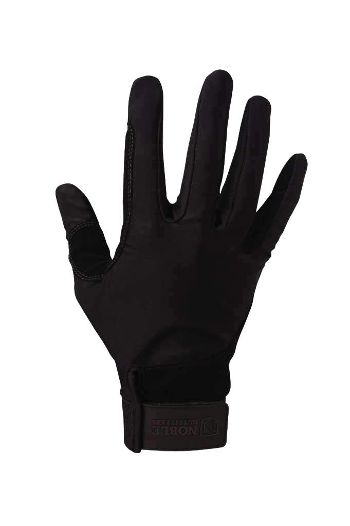 Noble Outfitters Riding Gloves 7 Blac by Noble Outfitters