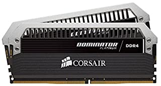 Corsair Dominator Platinum 16GB 2x8GB DDR4 3866 PC4-30900 C18 - Intel 100/200 Series (CMD16GX4M2B3866C18) (B06XKL7G59) | Amazon price tracker / tracking, Amazon price history charts, Amazon price watches, Amazon price drop alerts