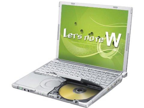 【人気ショップが最安値挑戦!】 Panasonic LetsNote CFPanasonic Note CF-W8FWDAJS Let's 12.1 Note CF-W8FWDAJS Sマルチドライブ搭載 Windows7-Home premium 【Core premium 【Core 2 Duo1.2GHz/メモリ2GB/HDD160GB】-W8FWDAJS Windows7-Home premium 【Core 2 Duo/メモリ2GB/HDD160GB】 (12.1) B00AQCBLA0 12.1, priroda:31b820ef --- arbimovel.dominiotemporario.com