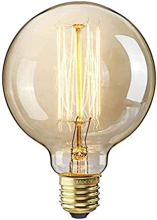 Bombillas LED regulables retro vintage Edison globo gigante E27 ...