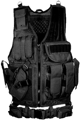 ultimate arms gear tactical vest - 7