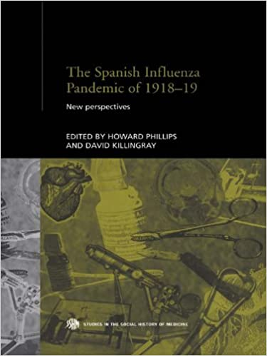 Amazon the spanish influenza pandemic of 1918 1919 new the spanish influenza pandemic of 1918 1919 new perspectives routledge studies in the social history of medicine 1st edition kindle edition fandeluxe Images