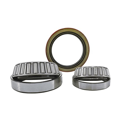 Rear Axle Differential Bearing - Yukon Gear & Axle (AK F10.5-A) Axle Bearing & Seal Kit for Ford 10.5 Rear Differential