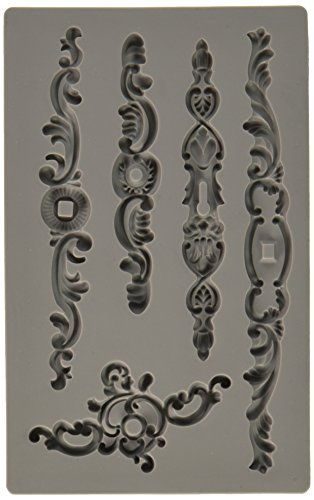 Prima Marketing IOD Decor Mold - Louis