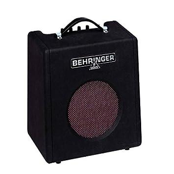 Behringer BX108 Thunderbird amplificador combo 15 W Cono Woofer 8 ″ para bajo eléctrico: Amazon.es: Instrumentos musicales
