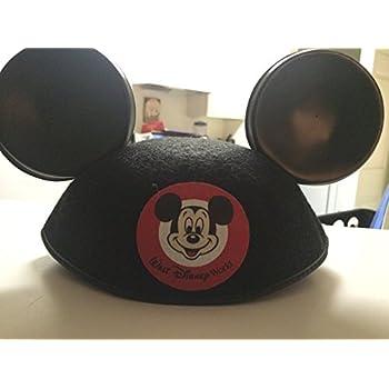 Walt Disney World Mickey Mouse Classic Kids Child Ears Hat