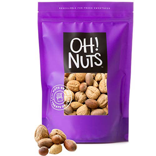 Best shelled mixed nuts bulk to buy in 2019