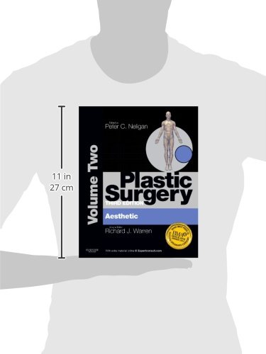 Plastic Surgery: Volume 2: Aesthetic Surgery (Expert Consult - Online and Print), 3e