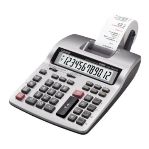 Casio HR150TEPLUS 2-Color Printing Calculator