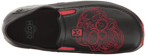 for sale online MOZO Men's Skull Slip Resistant Work Slip-On Black reliable newest for sale free shipping cheap online outlet for sale p9Lz7Zuz