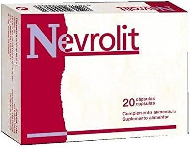 Nevrolit 20 cápsulas de Bioserum: Amazon.es: Salud y cuidado personal