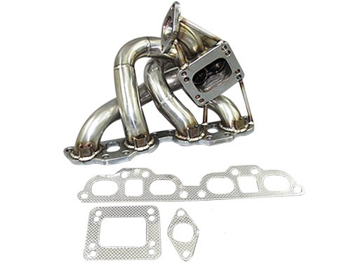 XS-Power SR20DET SR20 Top Mount Turbo Manifold Nissan T3 T4 38mm S13 S14