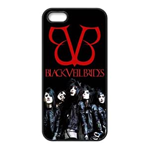Black Vell Fahionable And Popular Back Case Cover For Iphone 5s