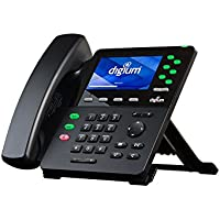 Digium D65 1TELD0065LF 6 Line Executive HD Phone Color LCD PoE Gig w Power