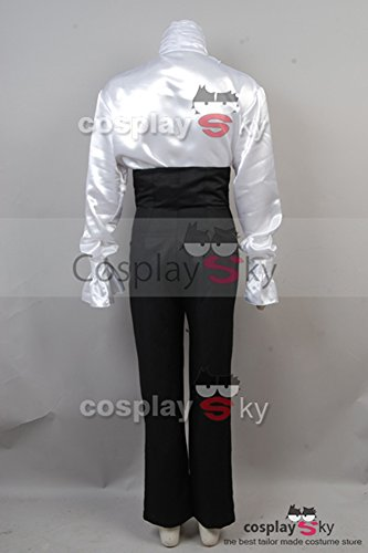 CosplaySky Purple Rain Costume Prince Rogers Nelson Halloween Full Set XX-Large by Cosplaysky (Image #5)