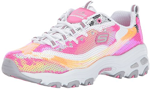 Skechers D'Lites-Made To Shine Mujer US 7 Multi