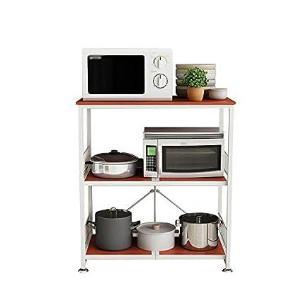 Rack de almacenamiento de cocina, multifunción Gran ...