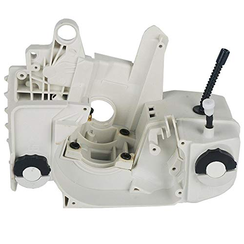 QHALEN Oil Fuel Gas Tank Crankcase Housing for STIHL 021 023 025 MS210 MS230 MS250 Chainsaw Replacement Part#1123 020 3003 - Housing Crankcase