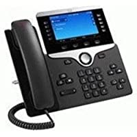 Cisco IP Phone 8851 with Multiplatform Firmware - Charcoal