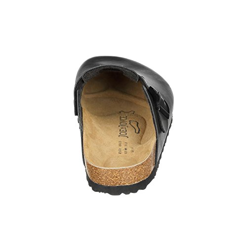 Pictures of JOE N JOYCE Slippers Clogs Shoes Leatherette Regular - Mens and Womens Black 43 EU 2