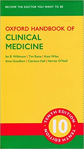 Oxford handbook of clinical medicine oxford medical handbooks oxford handbook of clinical medicine oxford medical handbooks 10th edition fandeluxe Images