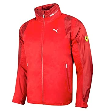 puma red ferrari jacket