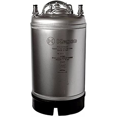 May Vary AB3G SH 3 Gal New Cornelius Keg Kegging Accessories And Supplies
