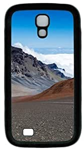 Cool Painting Samsung Galaxy I9500 Case, Samsung Galaxy I9500 Cases -Valley PC Rubber Soft Case Back Cover for Samsung Galaxy S4/I9500