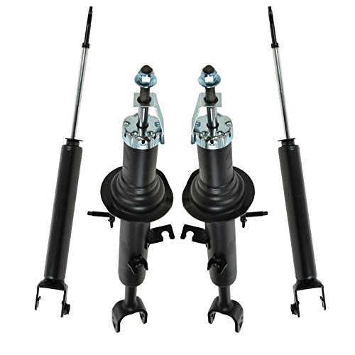 Coilovers Coupe G35 (Front & Rear Shock Absorber Strut Kit Set of 4 for 03-06 Infiniti G35)