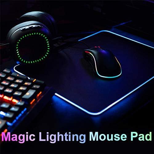 Bestier RGB Gaming Desk