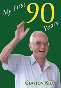 Paperback My First 90 Years Book
