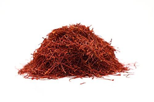 Persian Saffron Threads by Slofoodgroup Premium Quality Saffron Threads, All Red Saffron Filaments (various sizes) Grade I Saffron (1 Ounce Saffron) by SLO FOOD GROUP (Image #5)