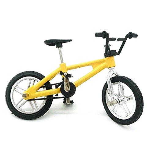 Wenasi 1 PCS Metal Toy Finger Bicycle Mountain Bike Creative