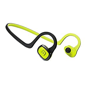 TaoTronics Bluetooth Headphones, TaoTronics Wireless Bluetooth In-Ear Earbuds (Strong Bass, Ergonomic-Designed Ear Hooks, Soft Silicone Gel Surface)