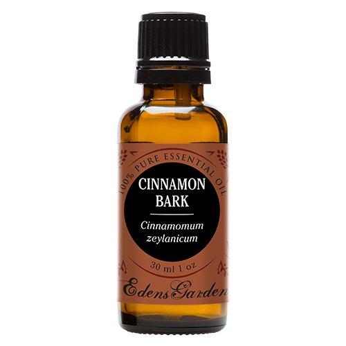 Edens Garden Cinnamon Bark 30 ml 100% Pure Undiluted Therapeutic Grade Essential Oil GC/MS - Bark Cinnamon Tree