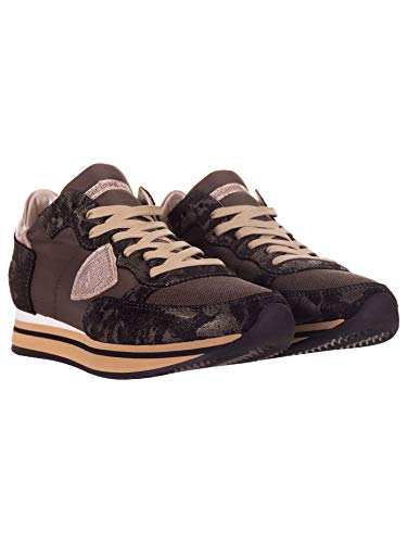 pour Femme Phillipe Baskets Marron Model Marron qxnf8aZEw