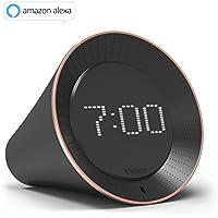 Vobot Smart Alarm Clock with Amazon Alexa 5W Speaker