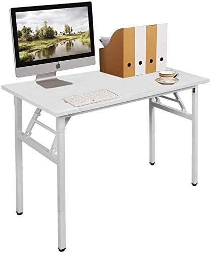B/üro Garten 100 * 60 cm,AC5BB-100 Picknick Need Schreibtisch Klapptisch Holzwerkstoffen Computertisch PC Tisch B/ürotisch Arbeitstisch Esstisch f/ür Zuhause