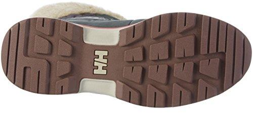 Helly Hansen W Snowbird HT, Botines para Mujer Gris - Grau (Rock / Darkest Spruce / Na 899)