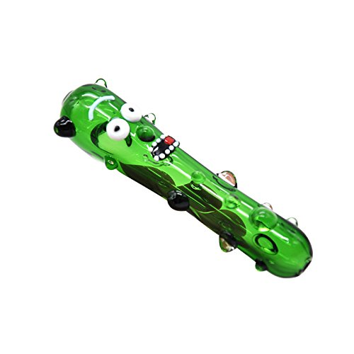 - H.E.S.R. Green Rick Hand Carry Functional Rare Quality Design Great Pickle
