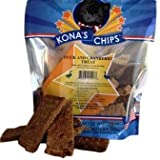 KONA'S CHIPS 2 Pack Duck and Cranberry Dog Treats 8 oz; Healthy Treats for Dog, Made in The USA only