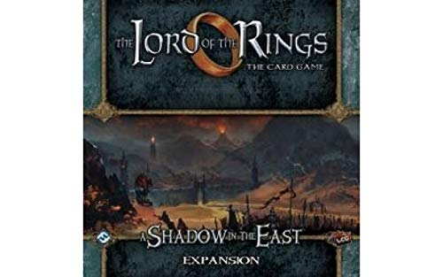 Fantasy Flight Games Lord of The Rings LCG: a Shadow in The East (Best Version Of Shadow Of Mordor)