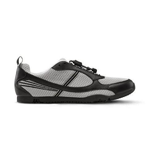 Dr. Comfort Gary Flex-OA Men's Shoe for Knee Pain - Osteoarthritis OA: Black 10 X-Wide (2E-3E) Lace