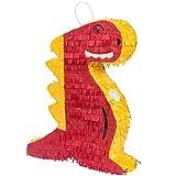 Dinosaur Pinata, Mexican Pinata with Hanging Loop