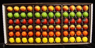 Bulk Marzipan 2 pounds (72 pieces) by Biermann Marzipan (Image #1)