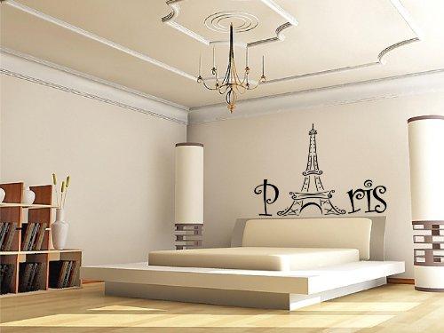 Paris wall decal sticker home décor 81