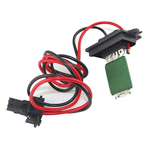 7701207876 Heater Blower Resistor Motor Fan Blower: